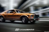 Mustang Mach1 – 1969